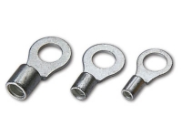 Cens.com Non-Insulated Ring Terminals/Tubular Solderless Terminal / Copper SGE TERMINALS & WIRING ACCESSORIES INC.