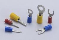 新專利易進式端子/PVC絕緣端子