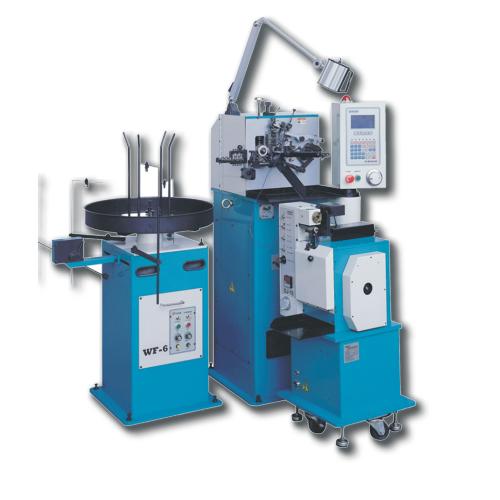 CNC Garter Spring Coiler