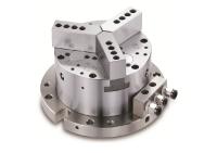 Cens.com 3-Jaw Super Precision Air Chuck Fixture CHANDOX PRECISION INDUSTRIAL CO., LTD.