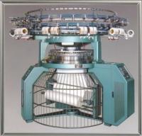 High Production Big Size Fine Rib Circular Knitting Machine