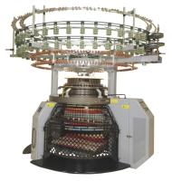 Single Jersey Auto-Striper (Electronic Control) Circular Knitting Machine