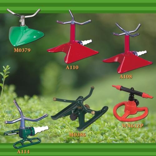 Arms Type rotary sprinklers