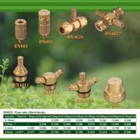 Cens.com Brass fog nozzles & connectors 合良五金工業股份有限公司