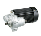 Electric Vehicle/Boat Motor