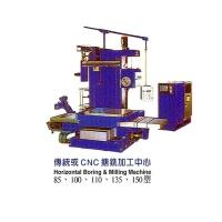 传统或CNC搪铣加工中心机