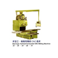 Bed type Vertical horizontal CNC Milling Machine