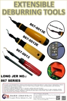 HSS BLADES EXTENSIBLE DEBURRING TOOL SET FOR HARDWARE REPAIR TOOLS
