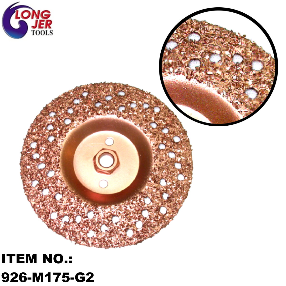 CARBIDE GRIP PAD