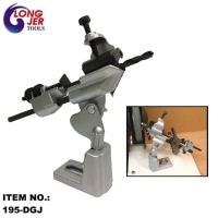 DRILL BIT GRINDER ATTACHMENT FOR HARDWARE TOOLS