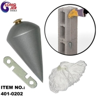 PLUMB BOB FOR CONSTRUCTION MEASURING TOOLS