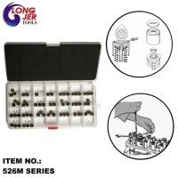 VALVE SHIM KIT FOR MOTORCYCLES & SCOTTERS FOR AUTO REPAIR TOOLS