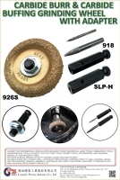 918-SG1, 918-SG44, 926S-6516H & SLP-H 汽修輪胎修補工具