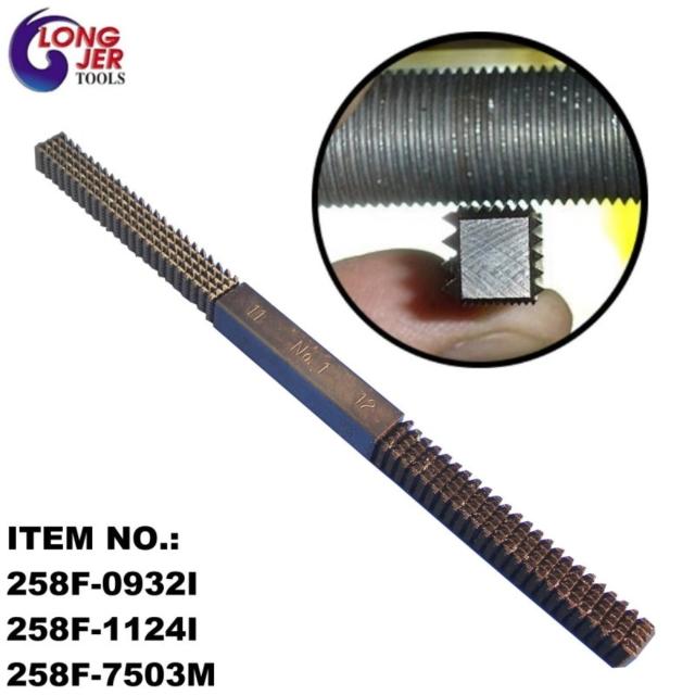 258F-0932I & 258F-1124I & 258F-7503M & 258F-7503M-ENP 整牙棒