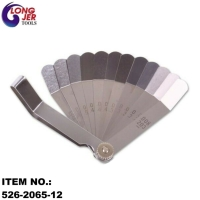 12PCS BLADE OFFSET FEELER GAUGE