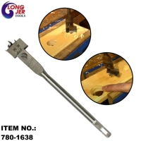 16-38mm ADJUSTABLE SPADE EXPANSIVE FLAT WOODWORKING BORING DRILL BIT FOR WOODWORKING TOOLS