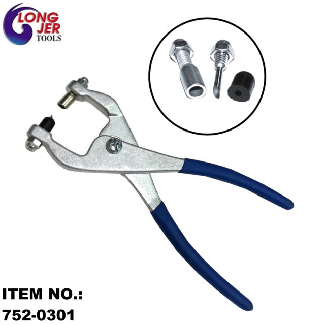 "1/8"" PUNCH PLIERS"