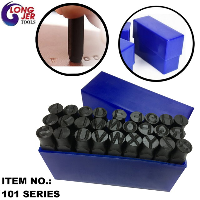 Letter & Number Stamp Punch Tool Set