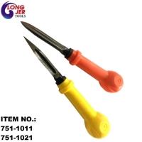 751-1011 & 751-1021 弧角/銳角直邊三刃刮刀