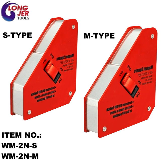 WM-2N-S & WM-2N-M 磁性座