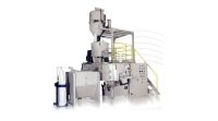 PVC HIGH SPEED MIXER & COOLING BLENDER