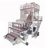 Inflation Machine – 80 - 150mm Mono Layer LDPE/LLDPE Blown Film MachineMachine