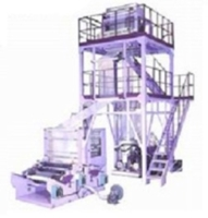 Inflation Machine - Double Layer Co-extrusion Blown Film Machine