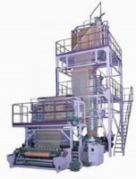 Inflation Machine - Three Layer Co-extrusion Blown Film Machine