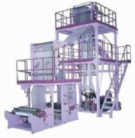 Inflation Machine - Mono/Double Layer Stretch Wrapping Film Blown film Machine
