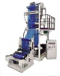 Inflation Machine - Economic Type HDPE/LDPE/LLDPE Super High Speed Blown Film Machine