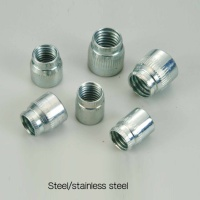 One Slot Conical Nuts