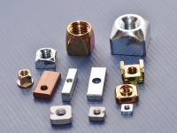 Clamp nuts/ Hex double thread nuts