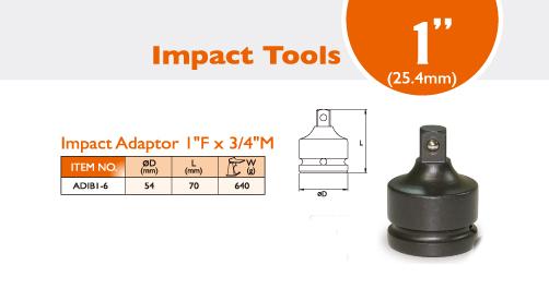 Imapct Adaptor 1