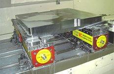 永磁式磁力工作台
