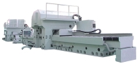 CNC Double Column Surface Grinding Machine
