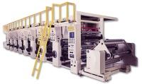 High Speed Rotogravure Printing Machine