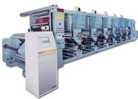 凹版轮转印刷机