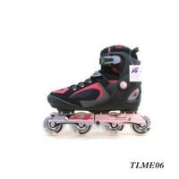 Aluminum Extrude semi-soft Inline Skate
