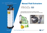 Manual Fluid Extractors
