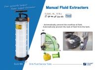 Manual Fluid Extractors