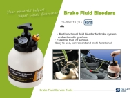 Brake Fluid Bleeders