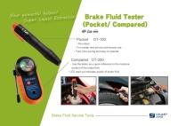 Cens.com Brake Fluid Tester (Pocket/ Compared) CHUAN JIING ENTERPRISE CO., LTD.