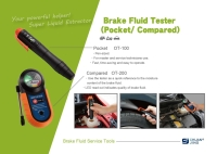 Brake Fluid Tester (Pocket/ Compared)