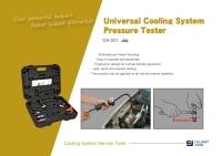 Universal Cooling System Pressure Tester