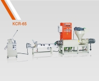FILM/BAGS WASTE PLASTIC RECYCLING MACHINE