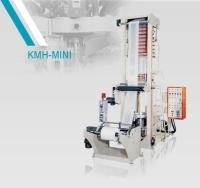 HDPE HIGH SPEED PLASTIC INFLATION MACHINE