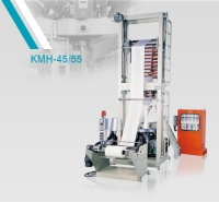 HDPE HIGH SPEED PLASTIC INFLATION MACHINE
