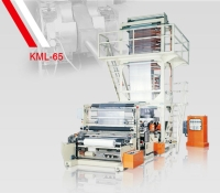 LDPE/LLDPE HIGH SPEED PLASTIC INFLATION MACHINE