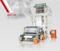 HDPE/LDPE/LLDPE HIGH SPEED PLASTIC INFLATION MACHINE