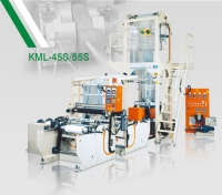 STRETCH FILM LDPE/LLDPE PLASTIC INFALATION MACHINE